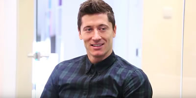 Robert Lewandowski w MML